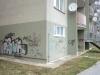 Odstránenie grafitov vo výške Košice @