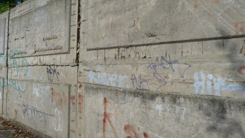 Oprava fasády, maľby a antigraffitový náter Košice