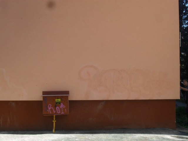 Antigraffiti náter – Antigraffiti systém Košice
