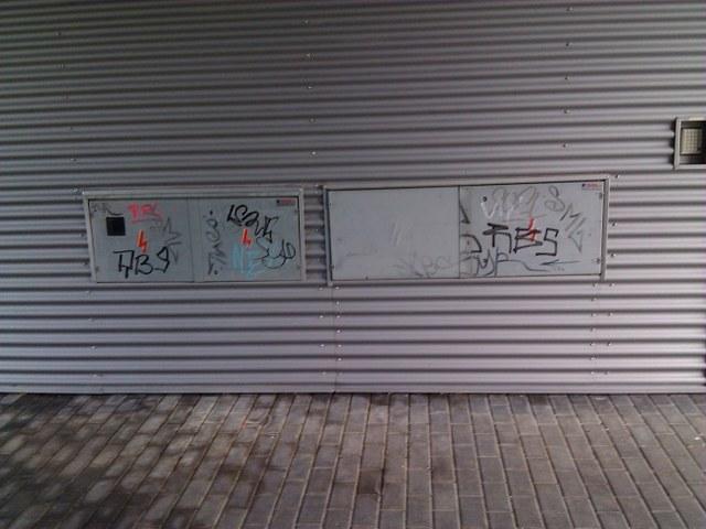 Odstránenie a čistenie graffiti Košice