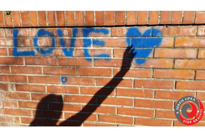 odstranenie graffitov