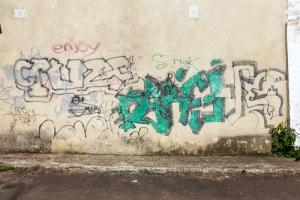 najlacnejšie odstránenie graffiti